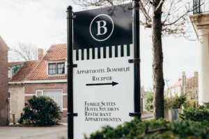 Ingang Hotel Bommelje