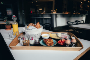 Ontbijt hotel Bommeljé