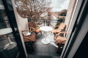 Balkon Bs Strandappartementen