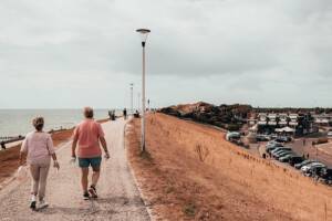 Seayou zoutelande strand